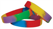 Multi Coloured Wristband images