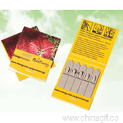 Seedsticks with Full Colour Print images