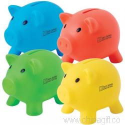 Pee Wee Pg PVC mønt Bank
