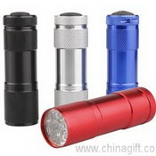 9 LED Aluminum Torch images