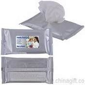 Anti Bacterial Wipes In Pouch X 10 images