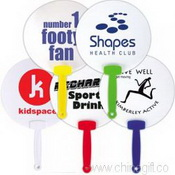 Hand Held Plastic Fans images