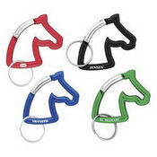 Promotional Horse Head Carabiner images