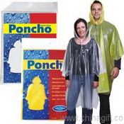 Reusable Poncho In Poly Bag images