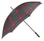 Tartan Golf Umbrella images