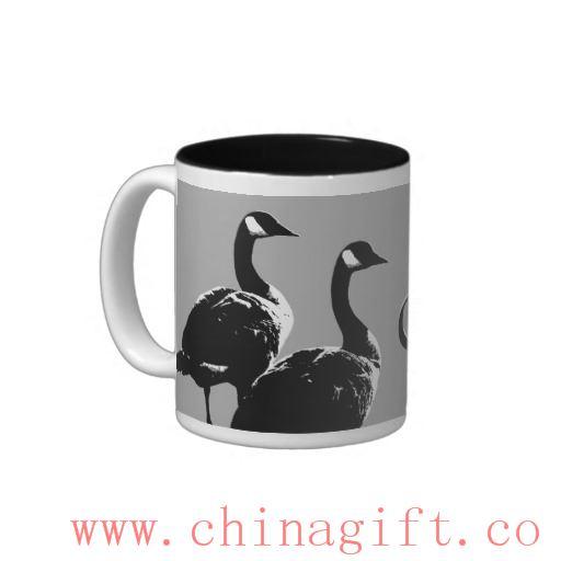 Canada Souvenir Mug Coffee Cool Canada Goose Cup