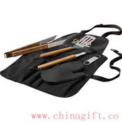 Besafe BBQ Grill Set in Apron images