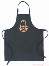 Denim Bar-B-Que Apron images