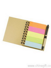 Eco sticky note set images
