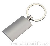 Promotional Silver Pillow Key Ring images