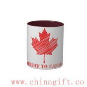 Menace pour la tasse du Canada images