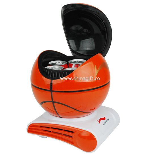 Mini Basketball cooler box