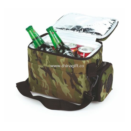Mini cooler box for travel