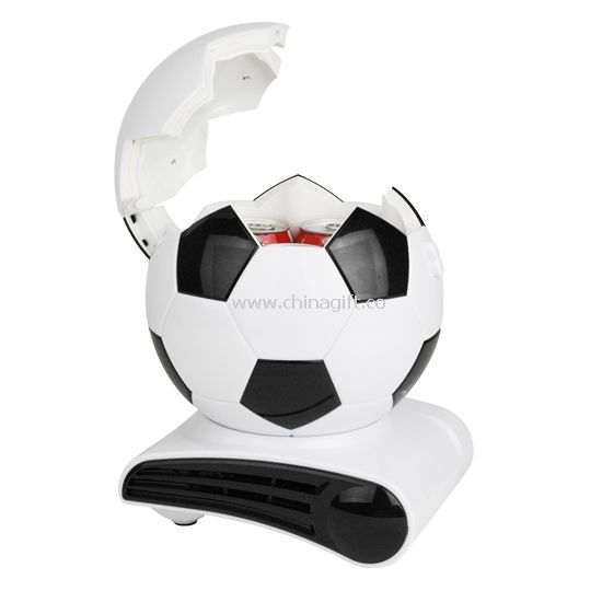 Mini Football shape Cooler box