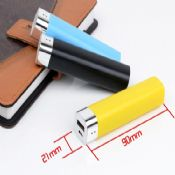 2600Mah portable mobile power bank images