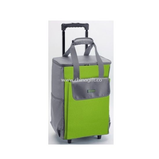 Thermoelectric Soft Cooler Luggage