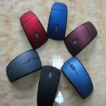 6 COLORS WIREESS FOLDALE MOUSE small picture