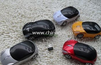 2.4ghz wireless car mouse