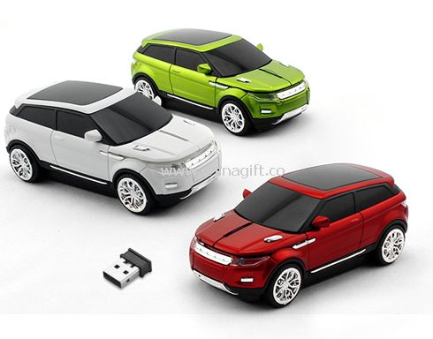SUV 2.4ghz wirless car mouse