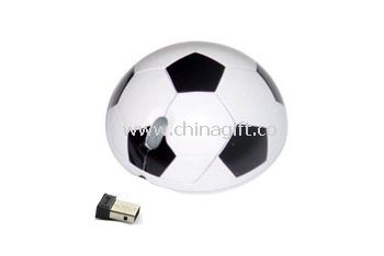 Wireless football mouse