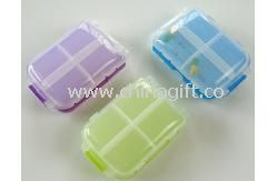 8 Parts Multi-function Pill Box images