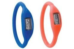 Fashion hot sale silicone wristband watch colours images