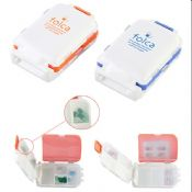 Medication clear plastic pill box images