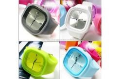 Silicone wrist watch images