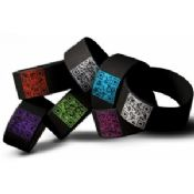 Full Color Printed Sports Silicone Bracelets images
