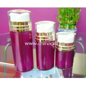 Colorful Sealed Small Plastic Cosmetic Containers With Wide Mouth