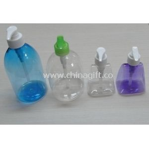 Cosmetic Jars And Containers With Various Pumps