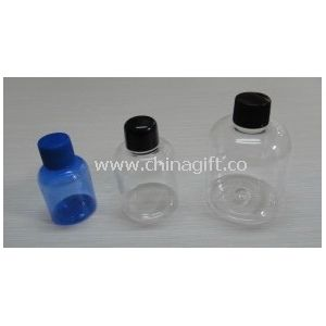 Empty Airless Promotional Small Plastic Cosmetic Packaging Jars / Containers