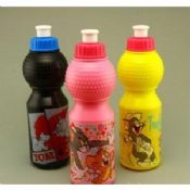 520ML /18oz Safe Empty Sealable Coloured BPA Free Polypropylene Water Bottles images