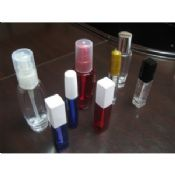 Clear Colorful Sealed Small Plastic Cosmetic Containers With Lid images
