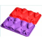 Silicone Kitchenware Cake Mould Fashion Promotion images