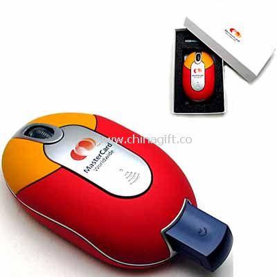 Super mini wireless mouse