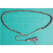 Nickel beads of waist chain images