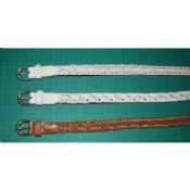 White and Coffee Cloth Belts images