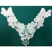 White Butterfly pattern Clothing Motif images