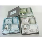 Glass Perfumed Fragrance Sachets And Bead Coperate Gift Set Eco-Friendly images
