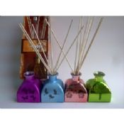 Fragranced Liquid Lemongrass Reed Diffuser Set images
