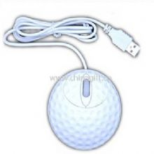 Golf Shape gift mouse images