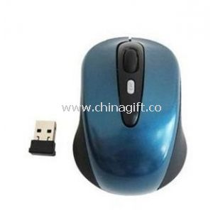 2.4G Wireless Mouse Blue