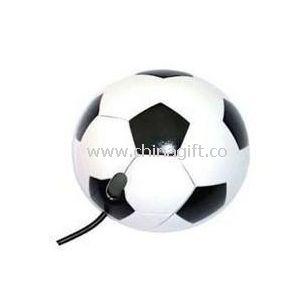 Football shape Optical Mouse