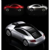 Car shape 2.4G Wireless Mouse images