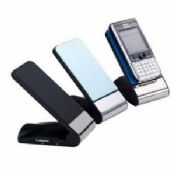 USB Card Reader with Mobile Phone Holder and Charger images