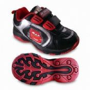 Childrens Sports Shoes with PU and Mesh Upper, Available in Various Colors images