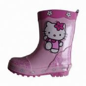 Hello Kitty Kids Rain Boots images
