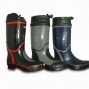 Rain Boots with RB Upper images