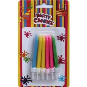 White Candles birthday Candles images